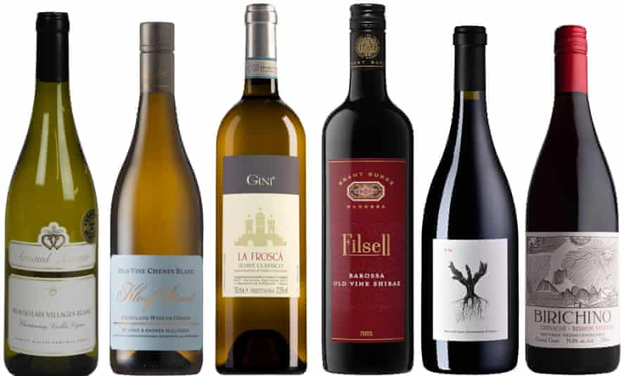 Six of the best 'old vines' wines