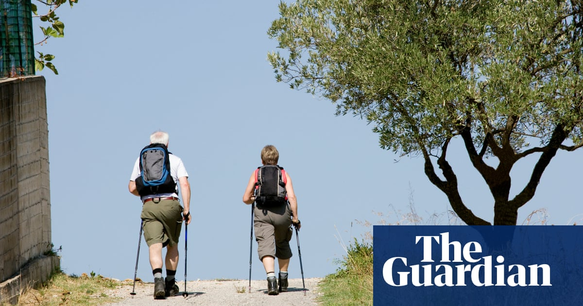 How Guardian-reading over-70s are staying active