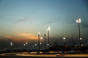 The Bahrain Grand Prix has been a fixture of the F1 calendar since 2012, despite being moved in 2011