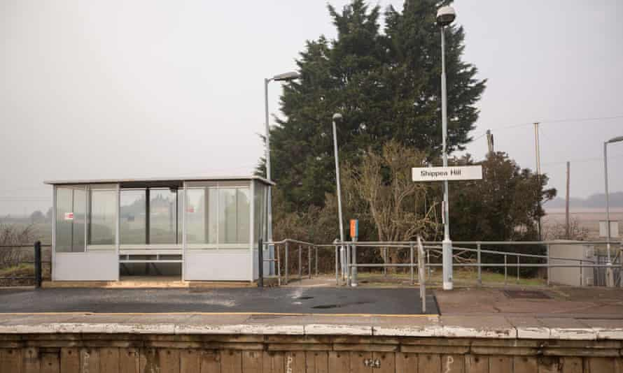 Shippea Hill: The least used train station in the UK