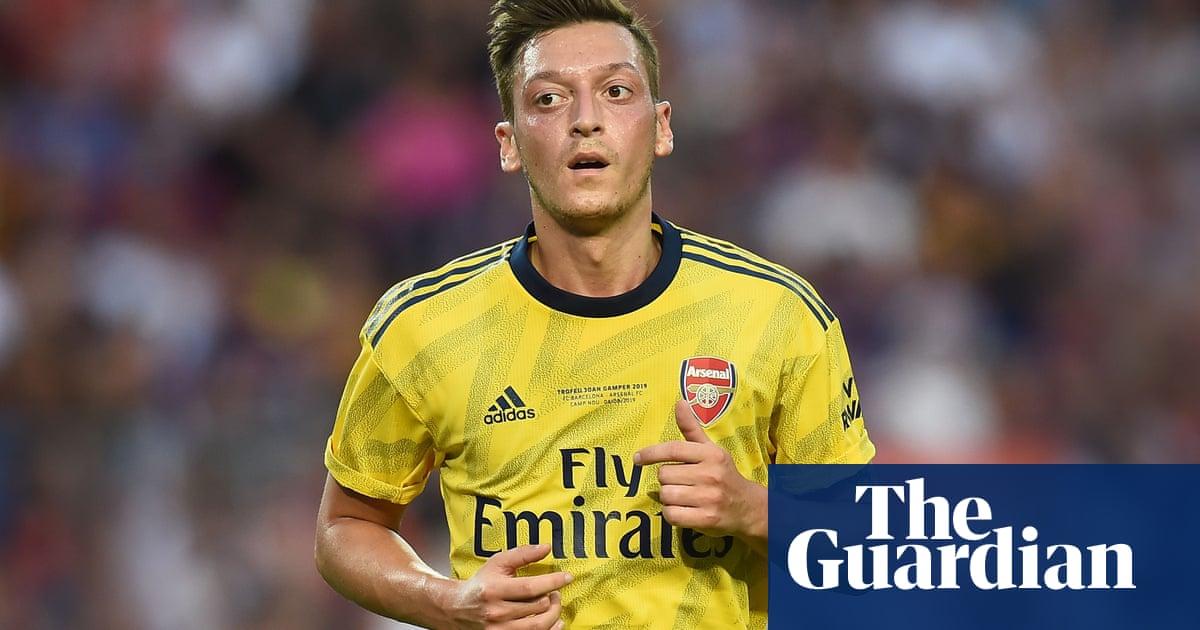 We need him: Unai Emery highlights the importance of Mesut Özil to Arsenal