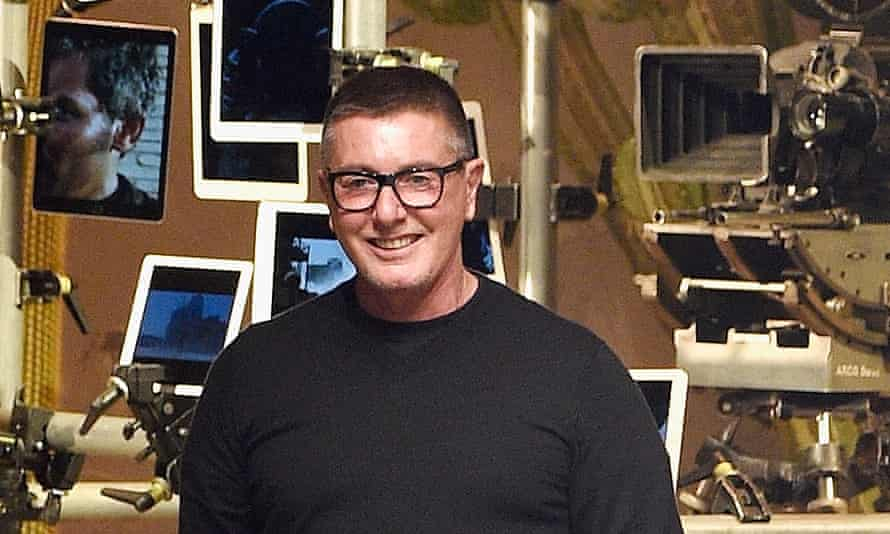 Stefano Gabbana of Dolce & Gabbana says he doesn't want to be identified by his 'sexual choices'.