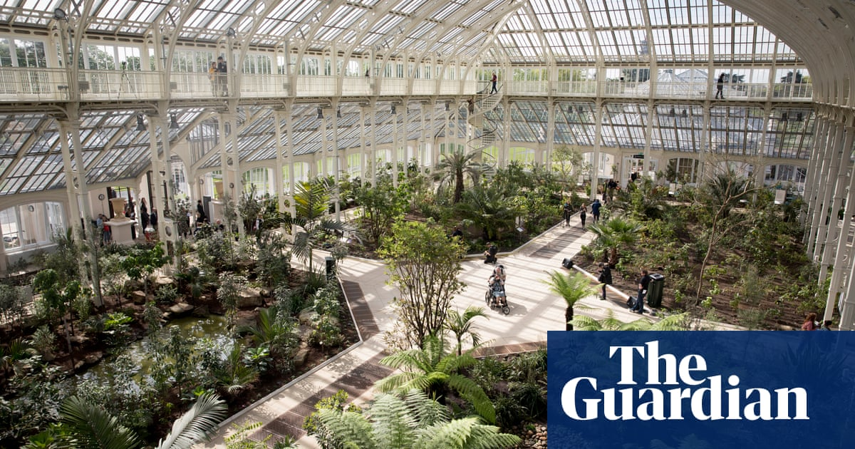Temperate House, Kew review – king of greenhouses sees the light