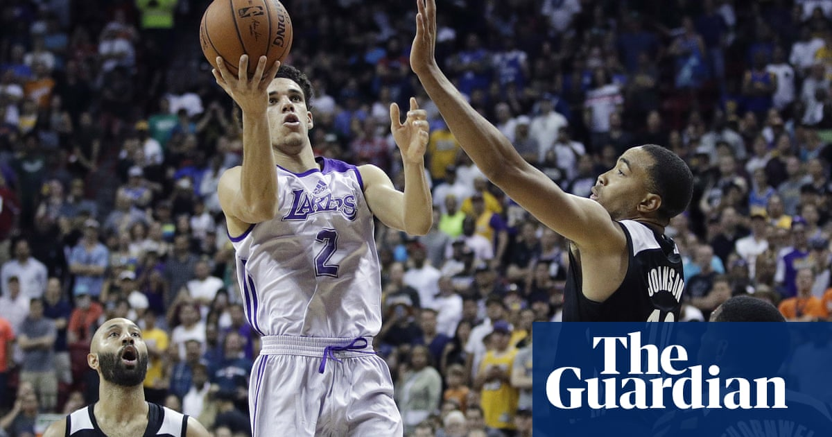 c1211dc40b3 His worst game ever   Lonzo Ball underwhelms in Summer League debut ...
