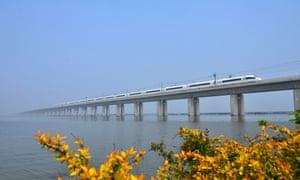 The Danyang-Kunshan Grand Bridge