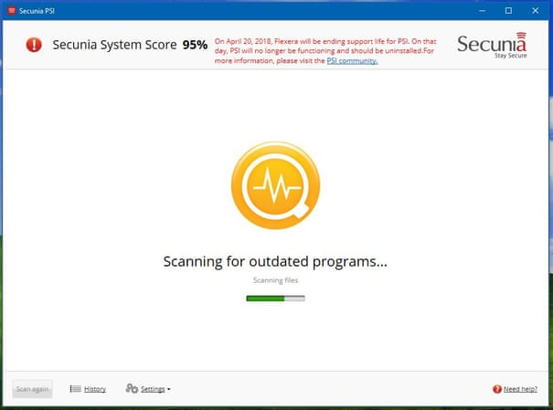 What's the best way to keep Windows programs up to date