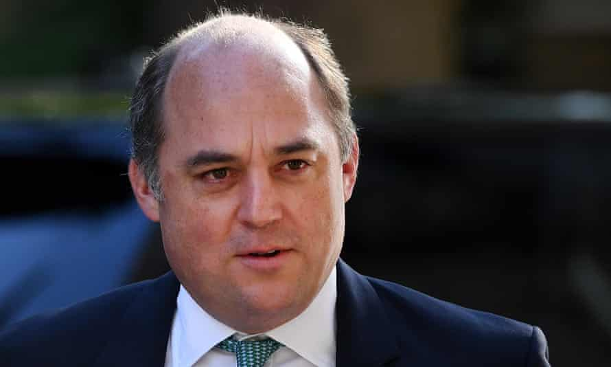 Ben Wallace, Britain's defence secretary, is calling on the US to back spending on the W93 warhead.