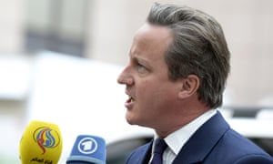 David Cameron: 'Everyone can see why the book was written and everyone can see straight through it.'