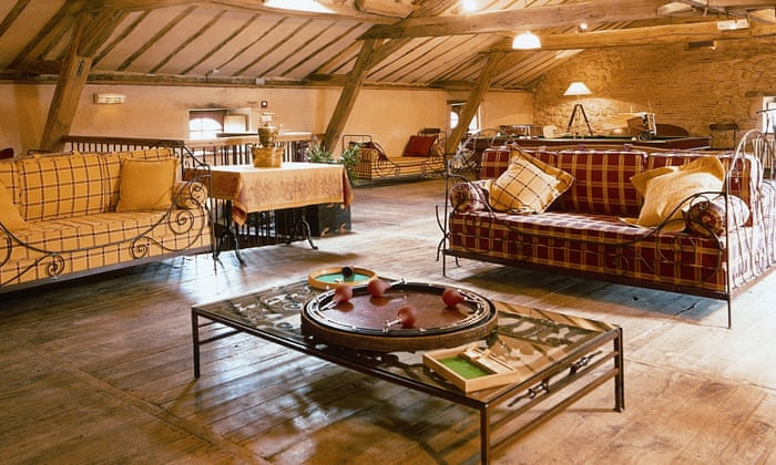 French Leave Fun Places To Stay On Four Routes To The South