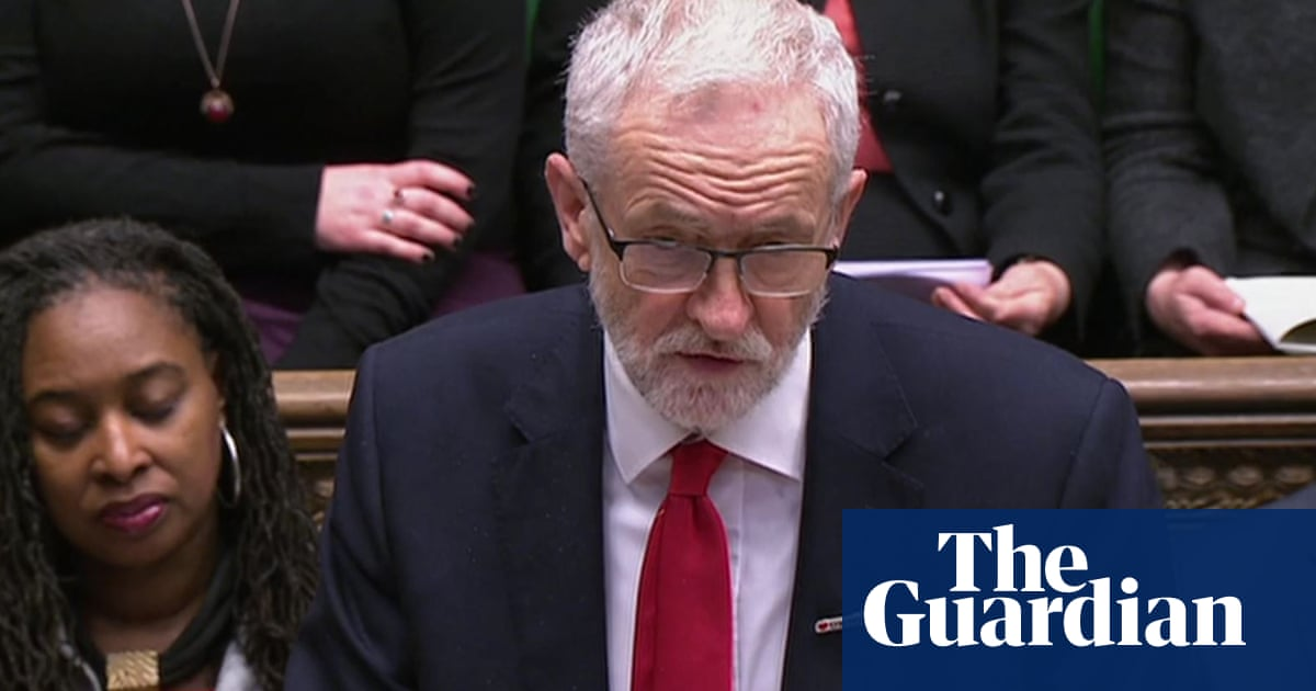 Labour pulls level with Tories in latest opinion poll