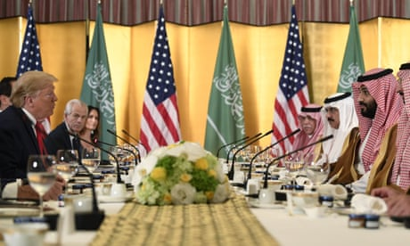 Donald Trump praises Mohammed bin Salman for doing 'spectacular job'