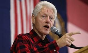bill clinton new hampshire primary