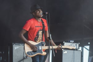 Malian rock band Songhoy Blues