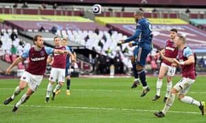 Arsenal equalise!