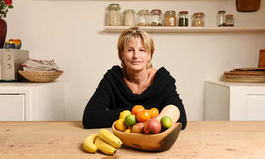 Decca Aitkenhead: 'For the first time in my life, I paid serious attention to the novelty of taking care of myself.'
