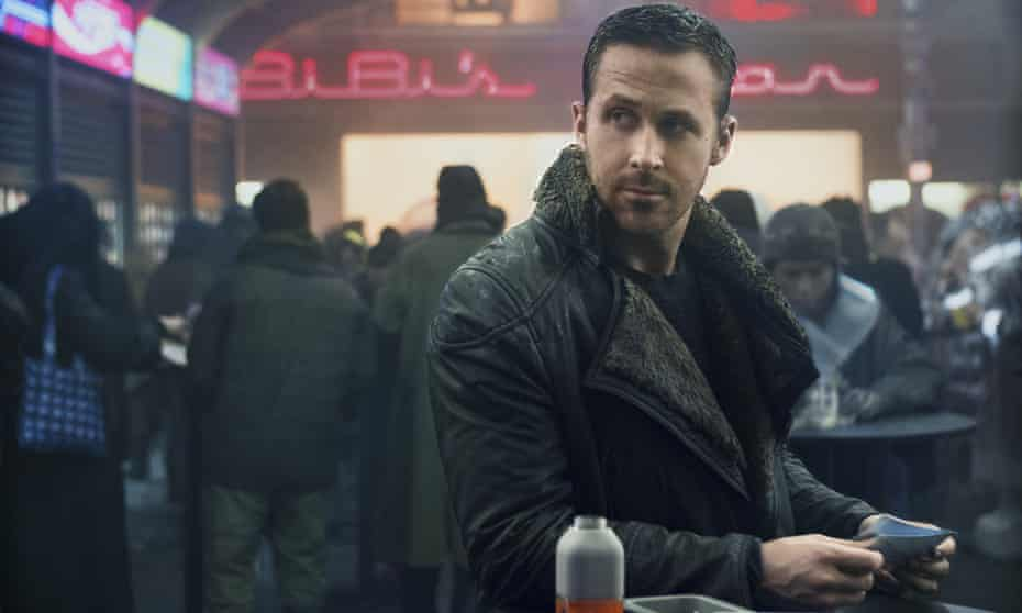 Dangerous mission … Ryan Gosling as the LAPD officer K.