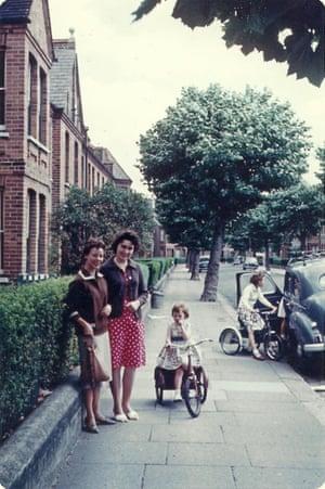 Brettenham Road, August 1962
