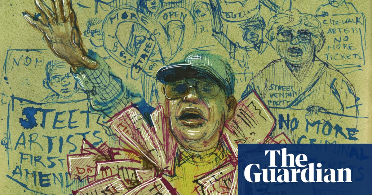 Inside the impossible life of a New York street vendor | US news
