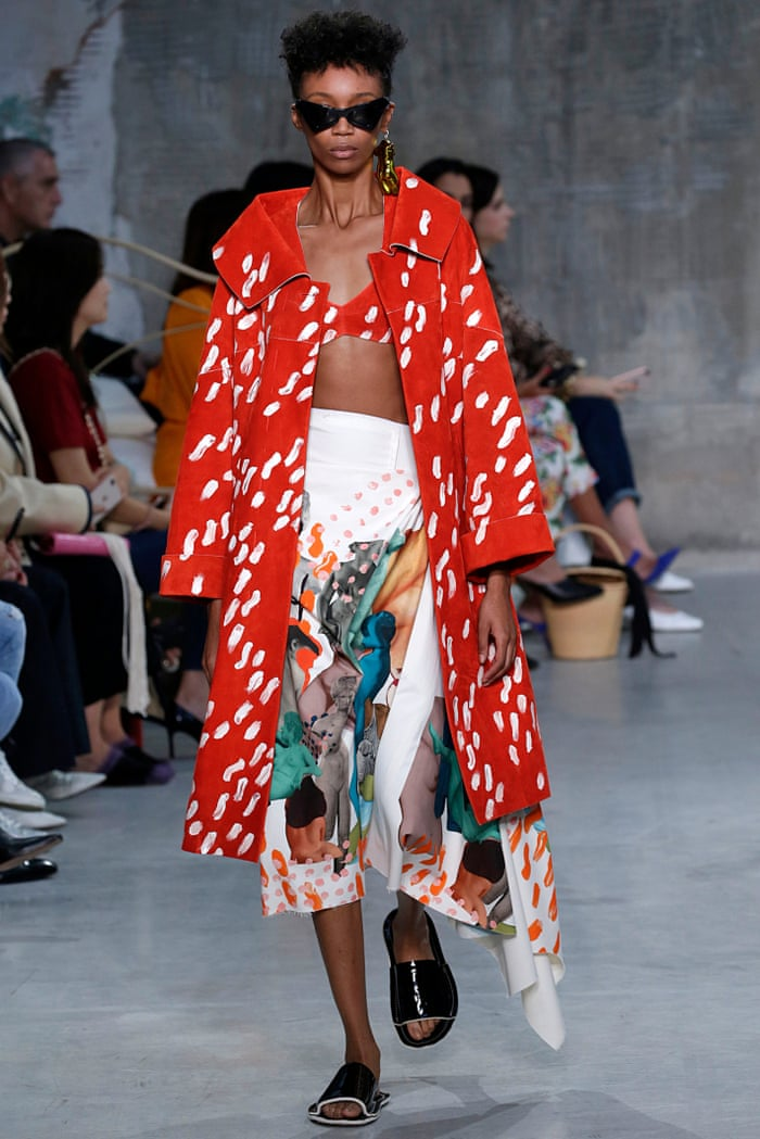 Marni Designer Francesco Risso On Older Models Being A Nerd And Wearing Two Pairs Of Trousers Fashion The Guardian