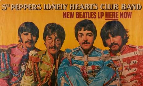 Beatles memorabilia for sale – in pictures