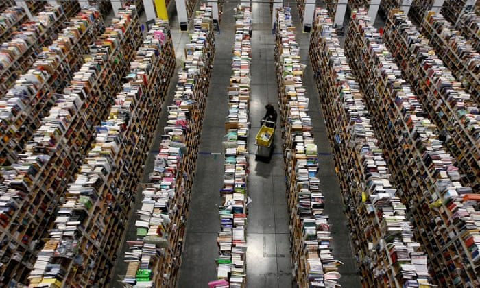 Exploited Amazon workers need a union  When will they get one