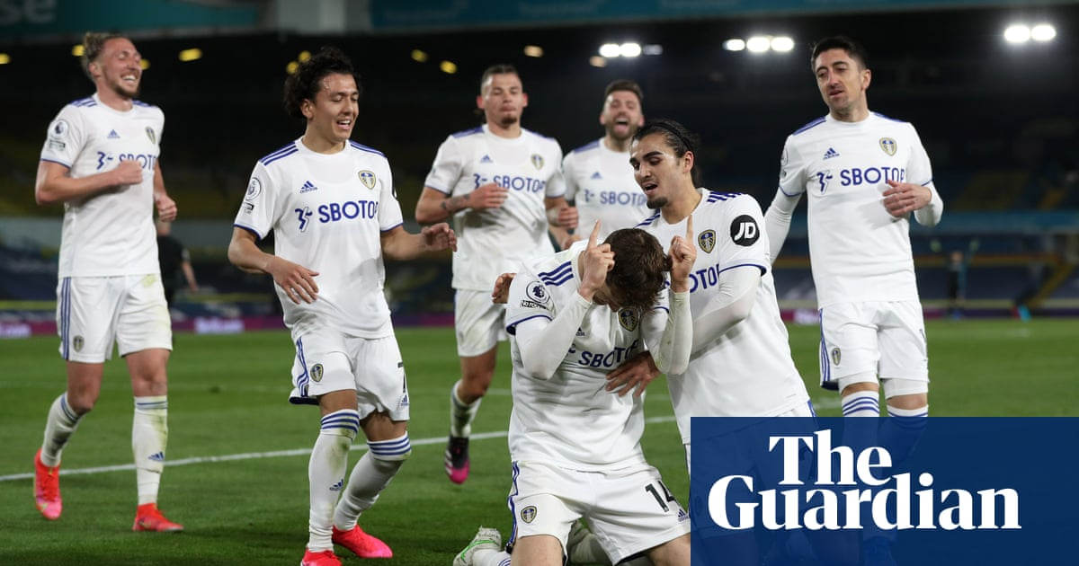 Diego Llorente earns Leeds draw with Liverpool as Super League casts shadow