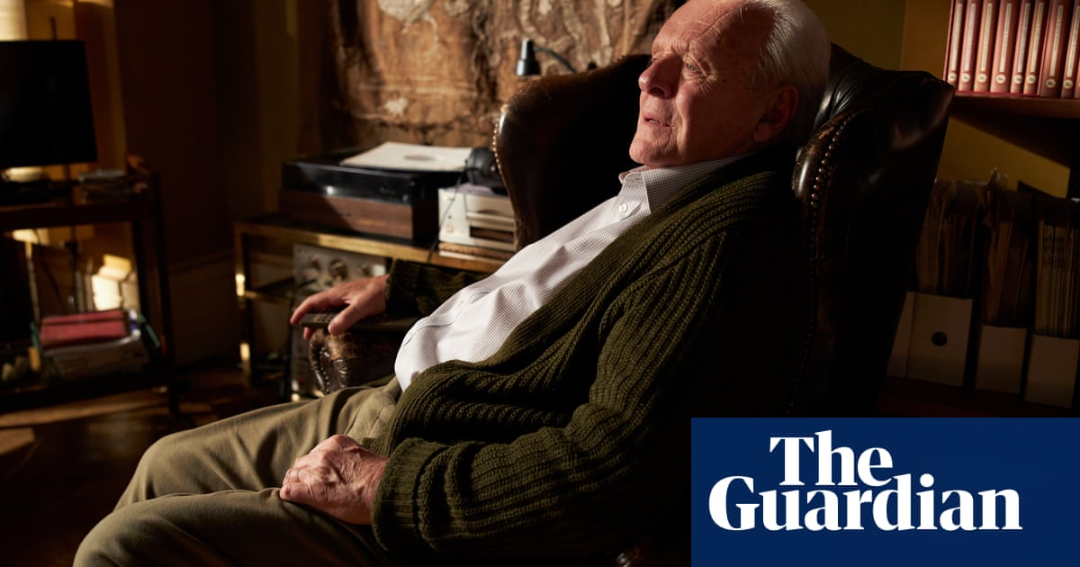 'Anthony Hopkins committed within five minutes': how I wrote The Father with Florian Zeller