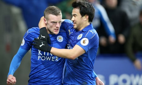 Jamie Vardy fires back to inspire rampant Leicester to shock Liverpool
