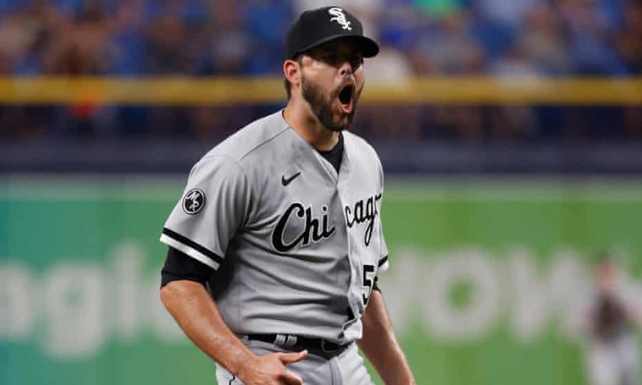 Ryan Tepera's White Sox beat the Astros 12-6 on Sunday