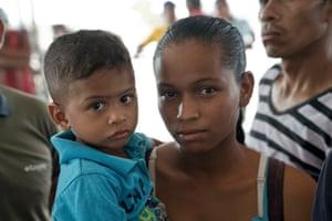 migrant shelter Boa Vista Roraima state