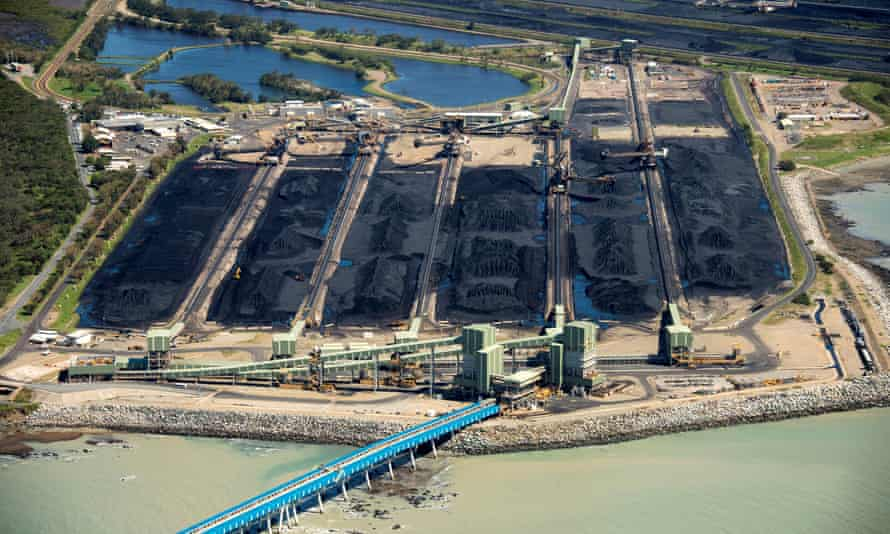 Queensland coal