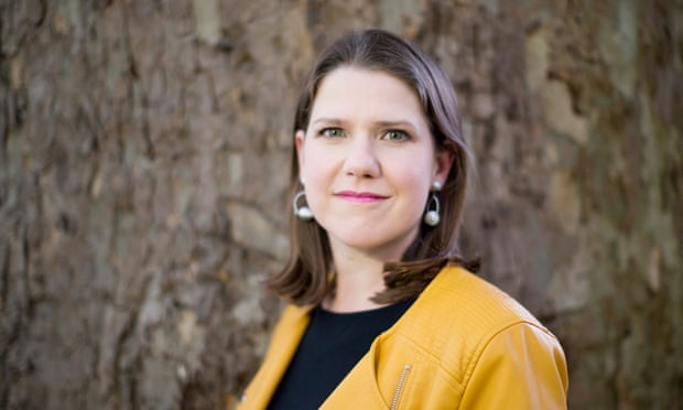 Jo Swinson confirms Liberal Democrat leadership bid