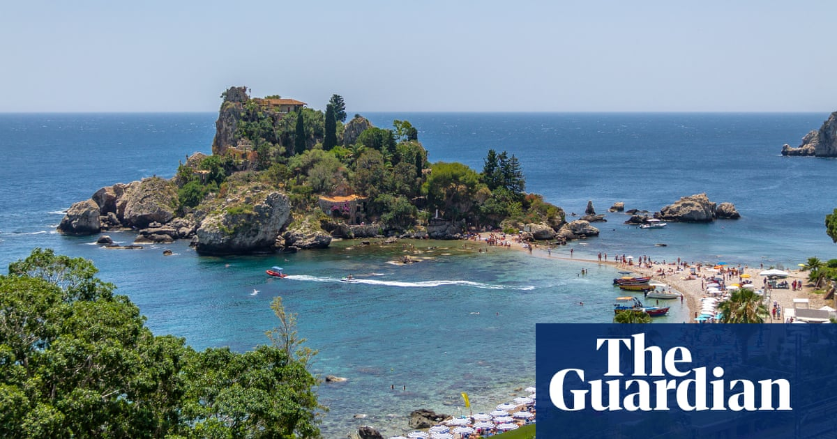 Sicily Travel Guide Guardian