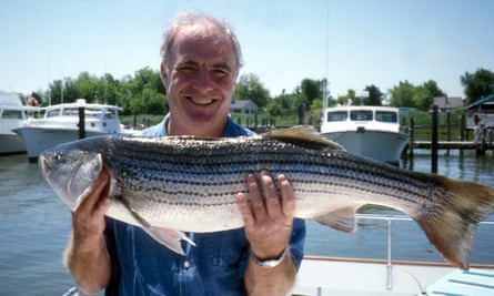 Rick Stein's Seafood Odyssey.