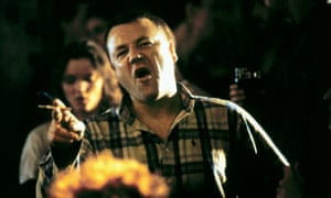 An ode to relentless miserable violence … Ray Winstone in Nil By Mouth (1997).