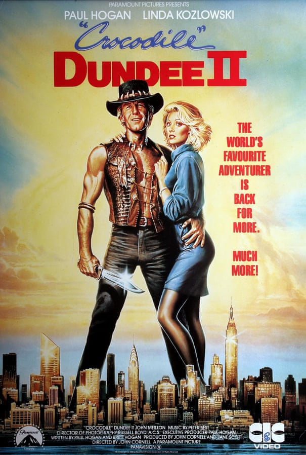 Crocodile Dundee was sexist, racist and homophobic  Let's not bring