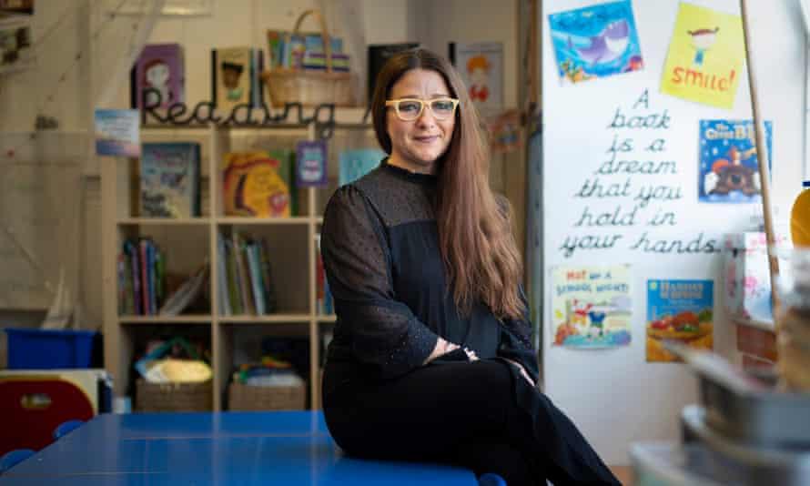 Sarah Hewitt-Clarkson, headteacher at Anderton Park school.