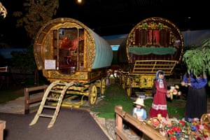 Collection of Romany Gypsy wagons to be auctioned | Money