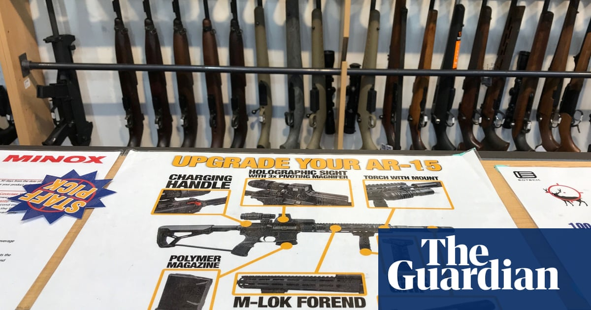 Christchurch shooting: gun owners begin to hand in their weapons