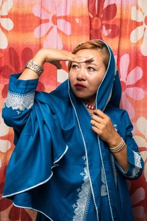 Roghaia Mohammadi, 34, Afghan/Iranian