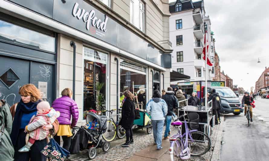 After its success in Copenhagen's Amager district, Wefood supermarket is branching out.