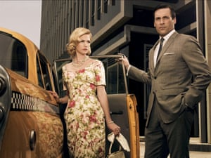 I stuck with Mad Men for seven seasons in the hope that I would find out what Don Draper wanted … never happened.