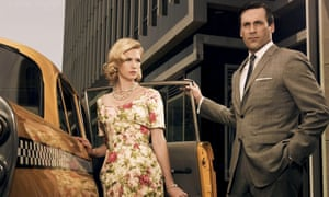 Nice suits, shame about the show ... Mad Men.