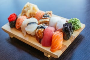 No! Sushi – the parasitic nightmare in your lunchbox | Food
