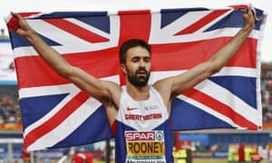 Martyn Rooney, the European 400m champion, sat out the relay heats but should be back in the Great Britain team for the final on Sunday