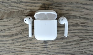 truly wireless earbuds buyers guide - Apple AirPods