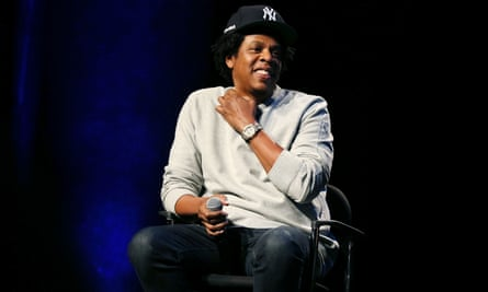 Shawn 'Jay-Z' Carter attends the launch of Reform Alliance, a criminal justice organization he co-founded, at Gerald W Lynch Theater in New York on 23 January.