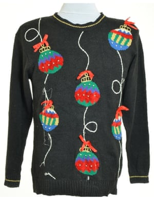 A Christmas jumper is, sadly, just for Christmas, make a greener choice with a one-off vintage purchase, £14.99, beyondretro.com