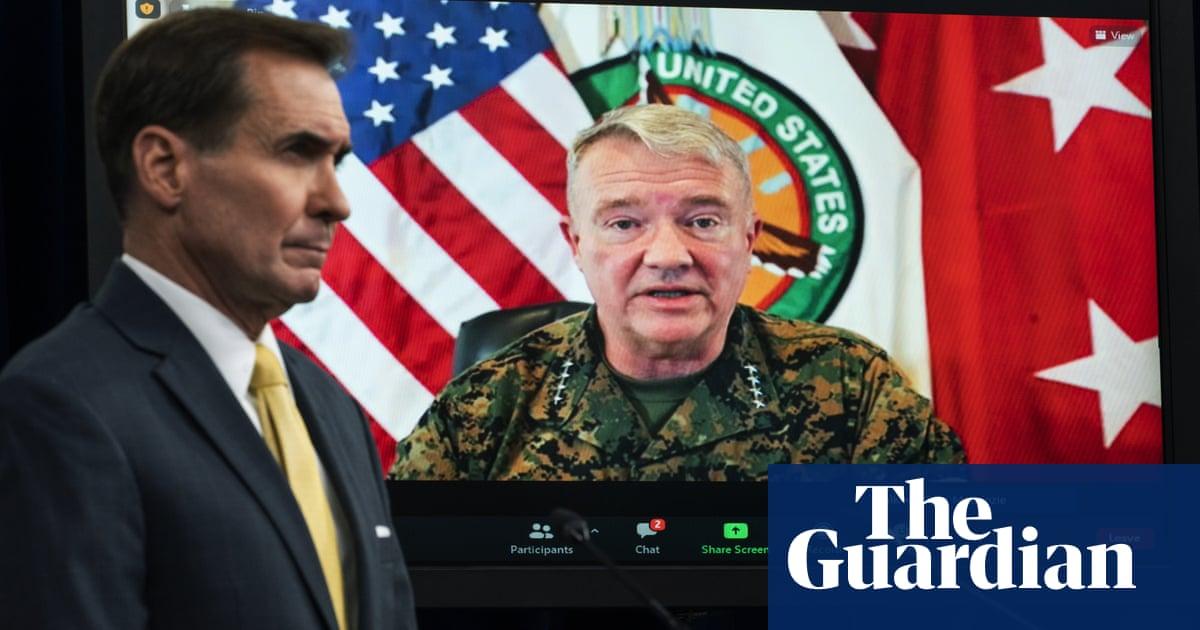 'Tragic mistake': Pentagon admits Kabul strike killed 10 civilians – video