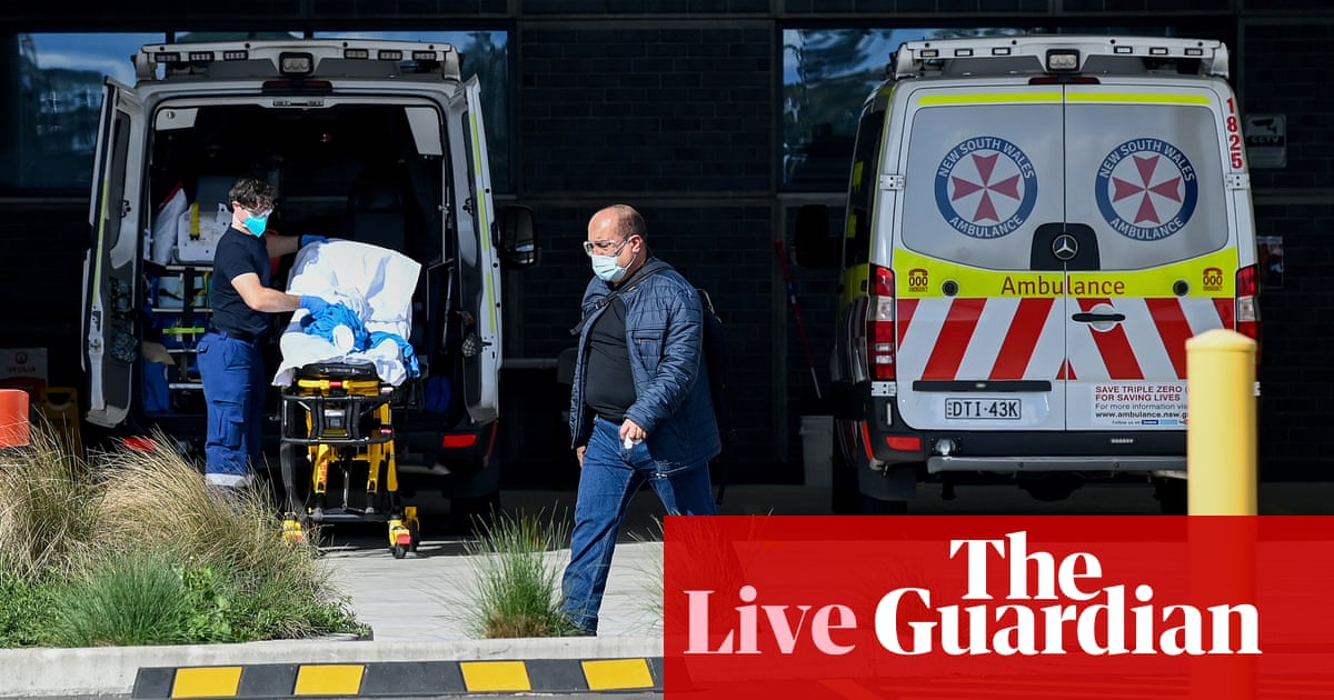 Australia Covid live update: NSW hospitals brace for cases surge, Scott Morrison faces questions over Father's Day travel exemption